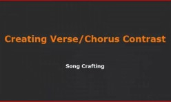 Video: Creating Verse/Chorus Contrast
