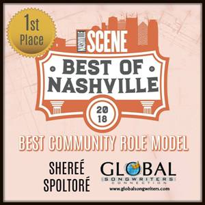 Nashville Scene Community Role Model